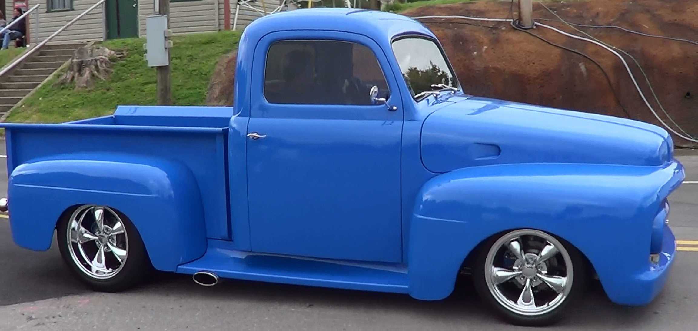 1952 ford f1 street truck scottiedtv coolest cars on the web