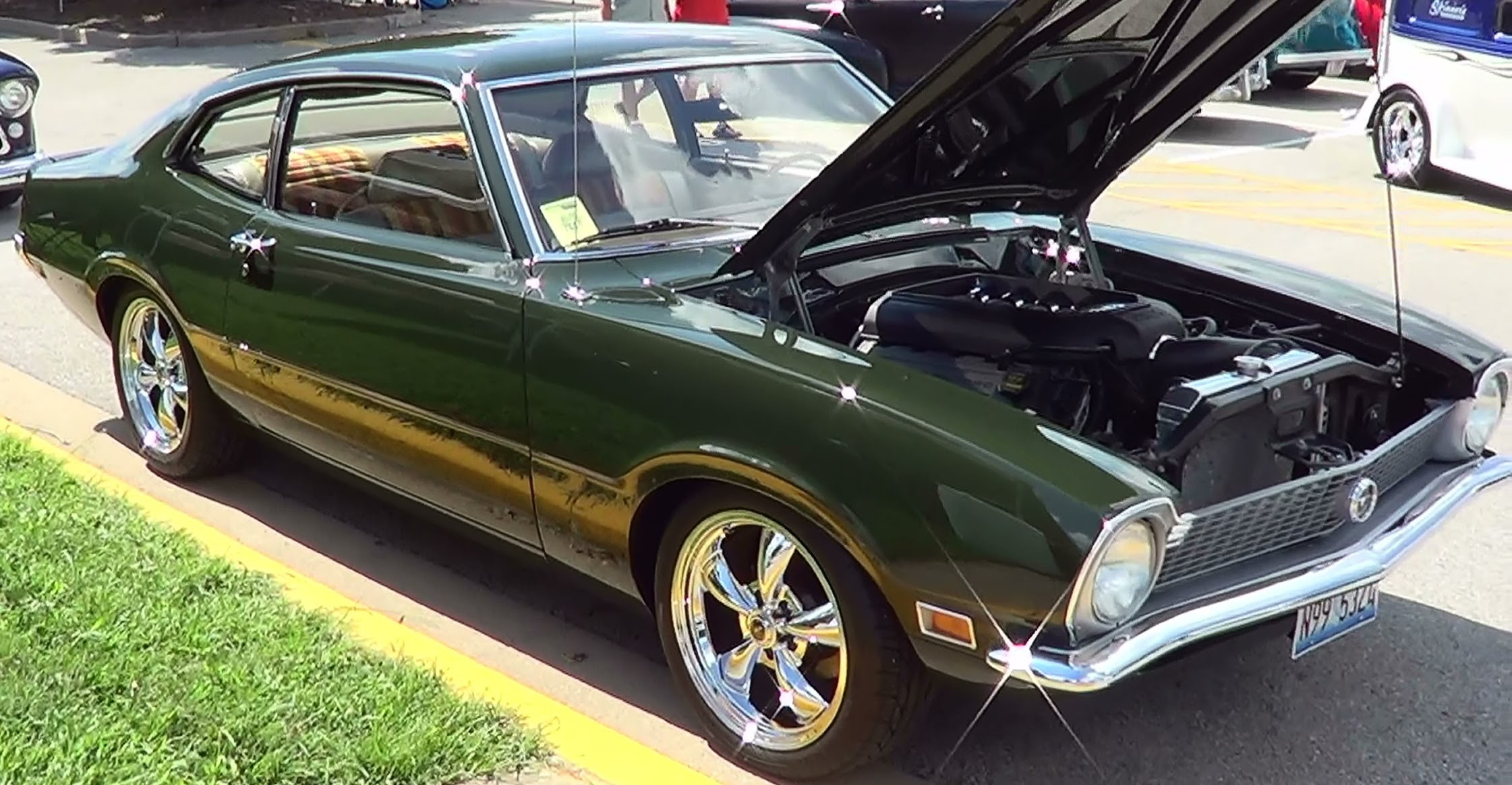 1970 ford maverick 5 0 coyote scottiedtv coolest cars on the web