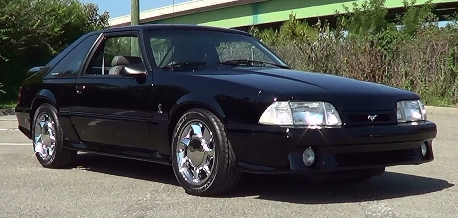 1993 Cobra Mustang Scottiedtv Coolest Cars On The Web