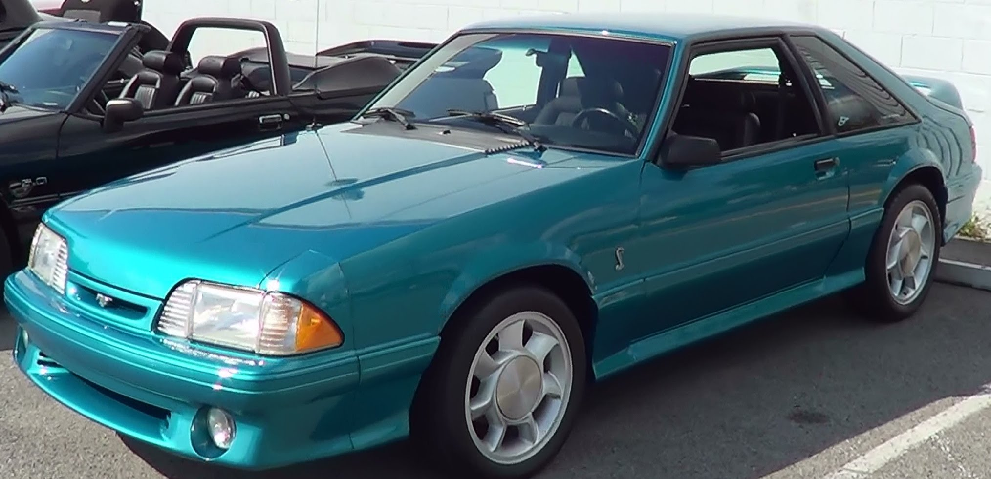 1993 mustang cobra scottiedtv coolest cars on the web