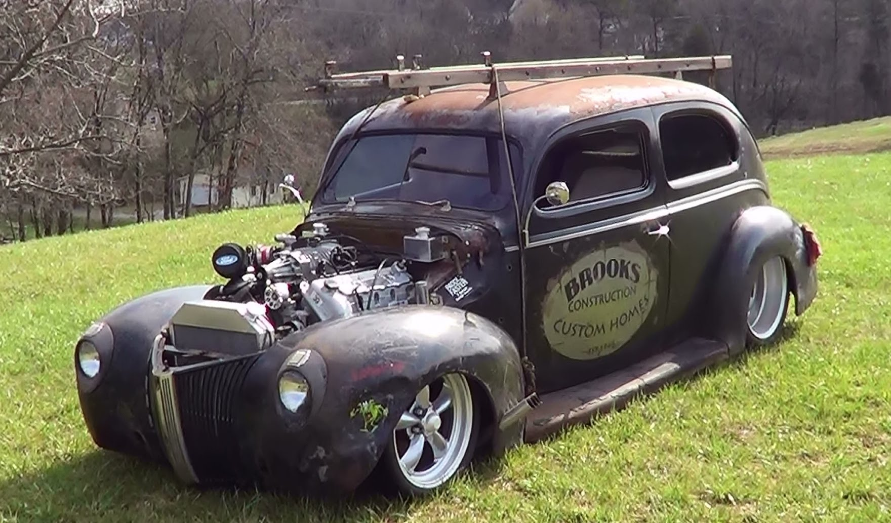40 Ford Traditional Hot Rod - ScottieDTV - Coolest Cars On The Web