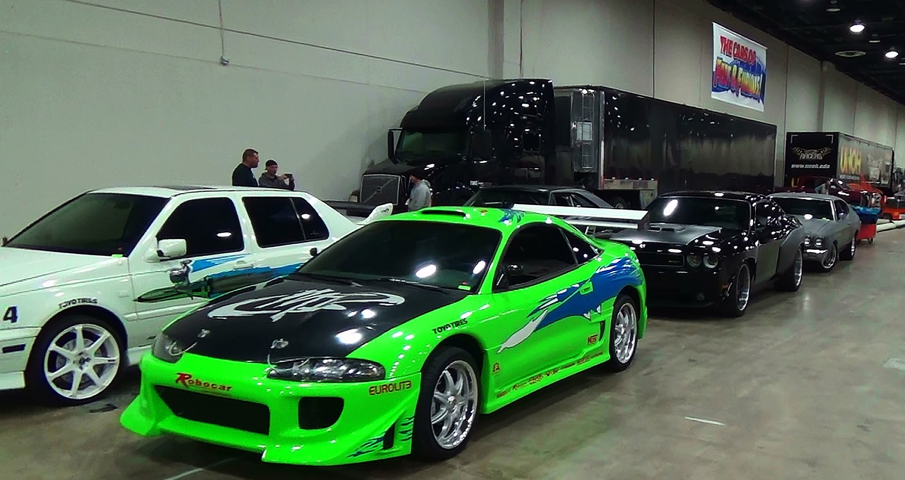 fast and furious cars detroit autorama 2015 scottiedtv