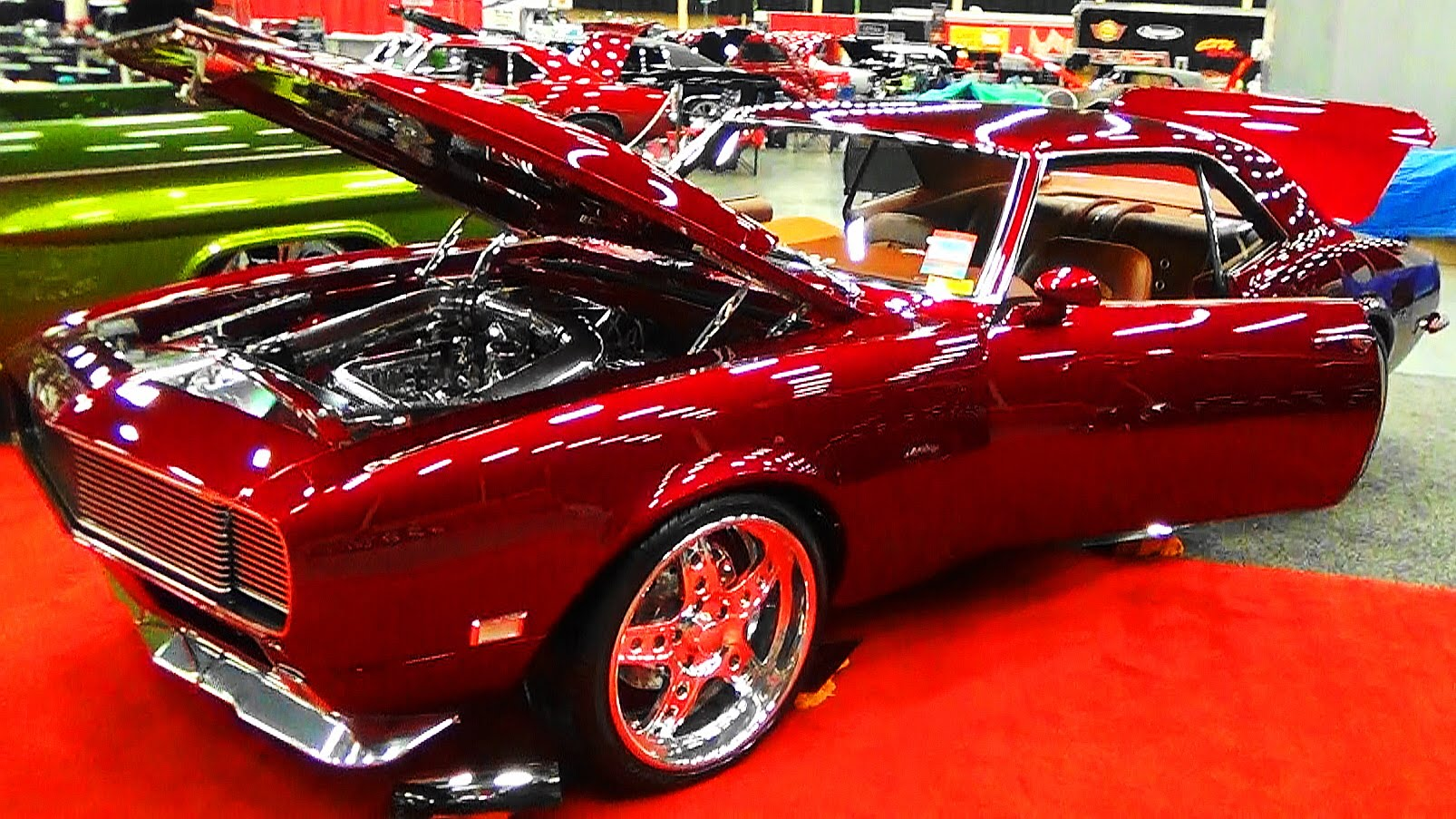 Classic Muscle Cars Redline