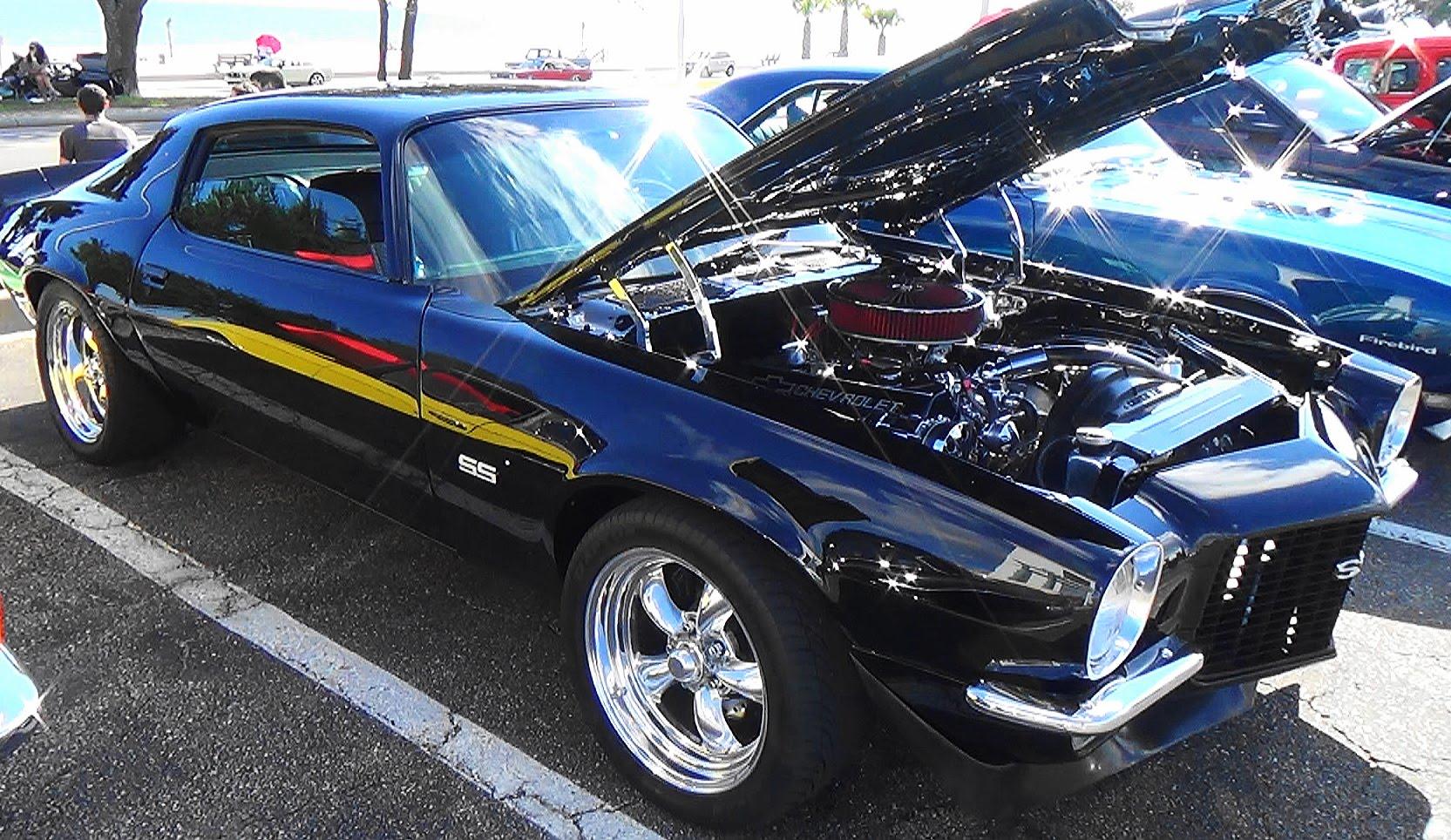 1971 Chevrolet Camaro Cruisin' The Coast 2015