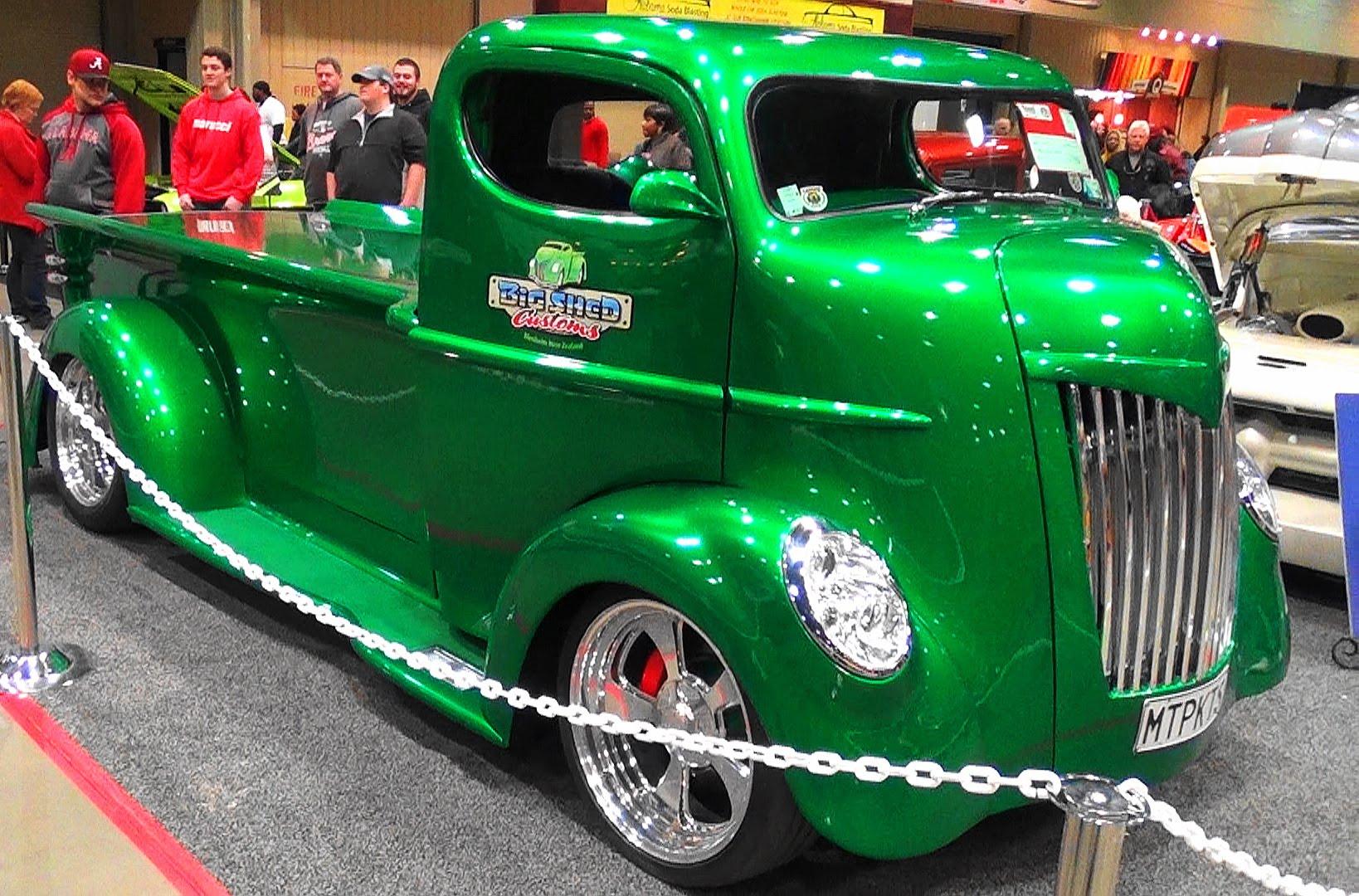 Classic Cars Show Birmingham