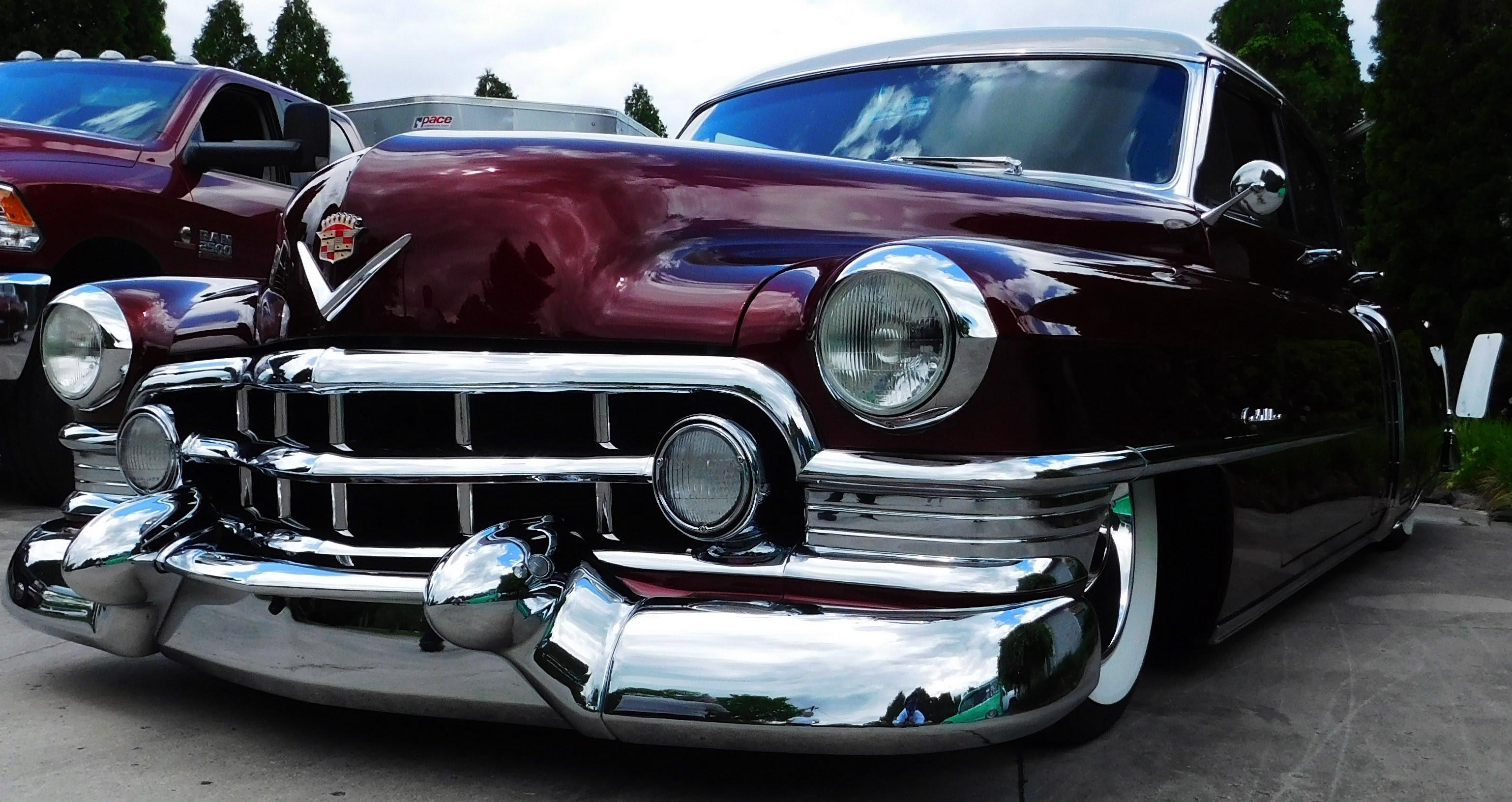 1950 Cadillac E62 Street Rod Lotacad Griffey 39 S Hot Rods