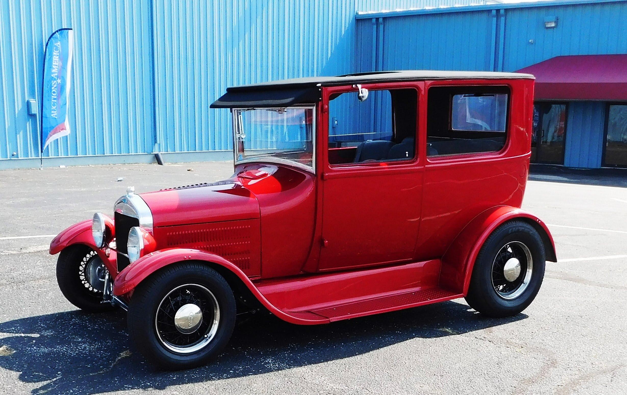 1926 Ford Model T Street Rod 2016 Kavalcade Of Kool ...