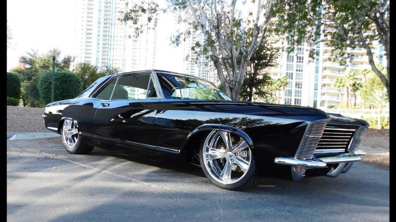 1965 Buick Riviera Custom Alloway's Hot Rod Shop The SEMA ...