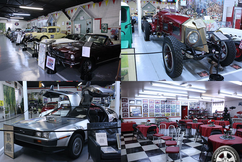 City garage car museum scottiedtv coolest cars on the web for Garage auto city cadaujac