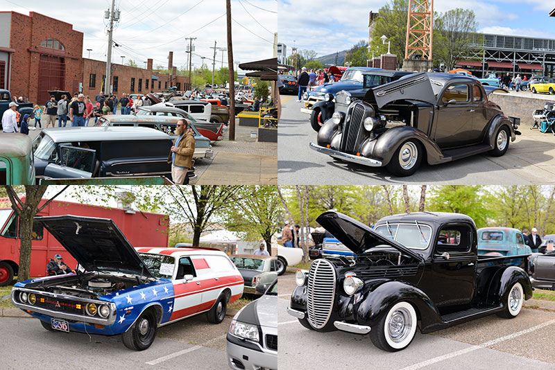 2017 Spring Coker Tire Cruise In Scottiedtv Coolest