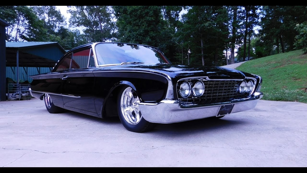 Auto Paint Colors >> 1960 Ford Starliner Alloways Hot Rod Shop Pro Auto Custom ...
