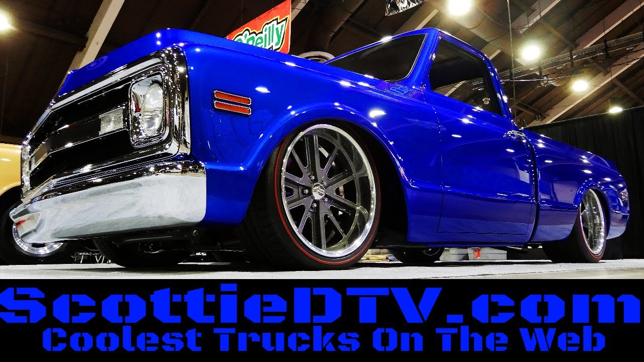 1970 Chevy Pickup >> 1970 Chevrolet C/10 Street Truck The Grand National ...