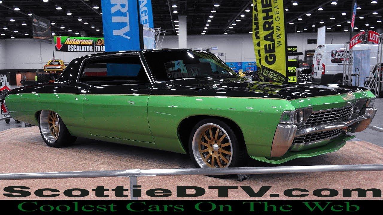 "1968 Chevrolet Caprice Custom ""Acacia"" Weaver Customs 2018 ..."