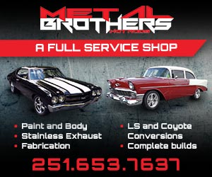 Metal Brothers Hot Rods