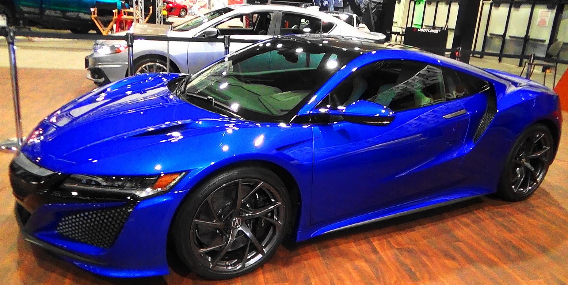 Acura Nsx Sema 2015 Scottiedtv Coolest Cars On The Web