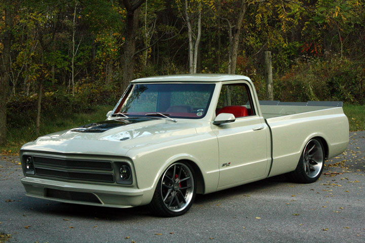 Zl1 C 10 1967 Chevrolet C10 Truck Scottiedtv Coolest