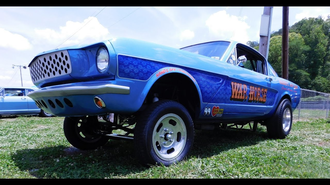 1966 Ford Mustang Gasser Quot War Horse Quot Southeast Gassers
