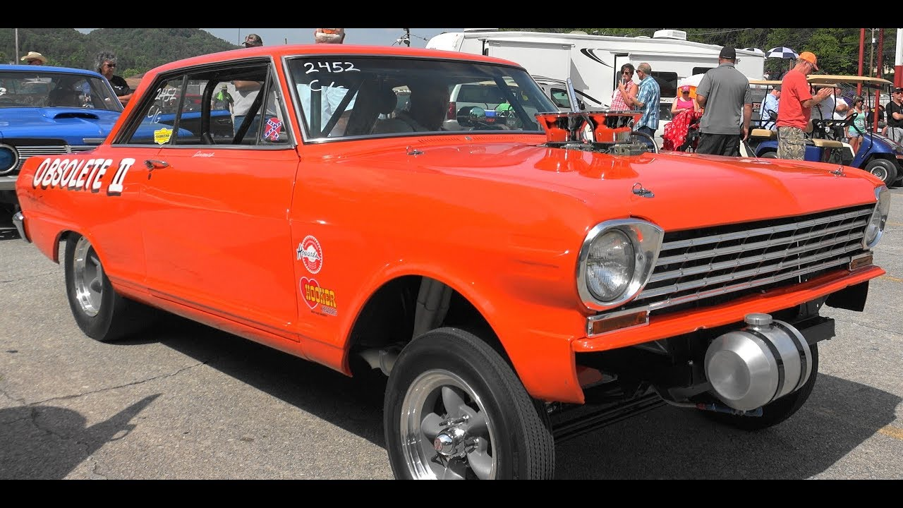 Southeast Gassers Cars - 0425
