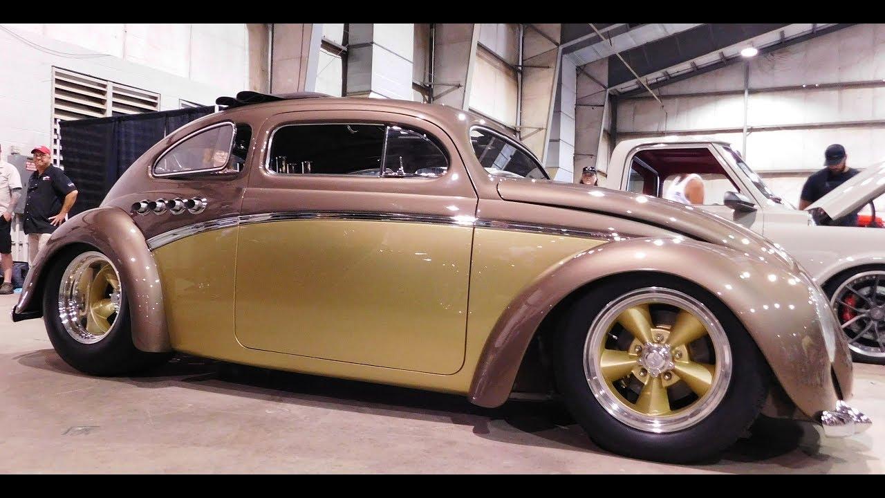1956 Volkswagen Beetle Ragtop Custom Quot Berlin Buick Quot 2017