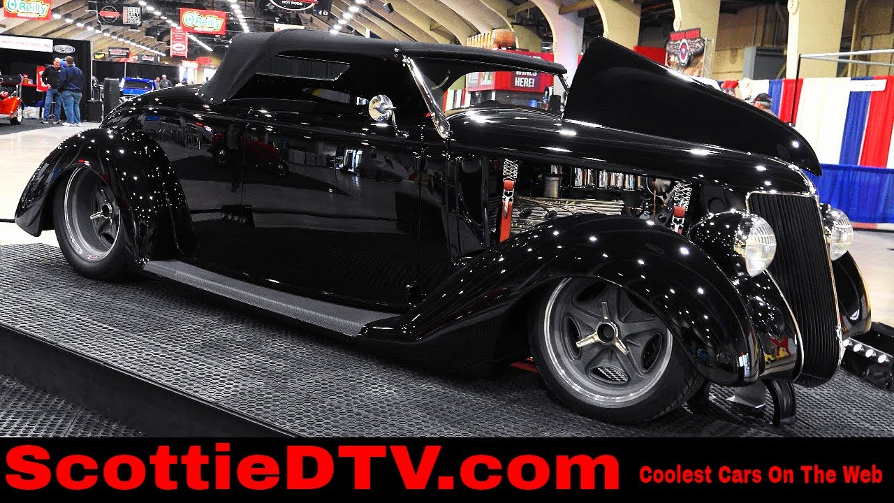 "1936 Ford ""Elrod"" The Grand National Roadster Show 2018 ..."