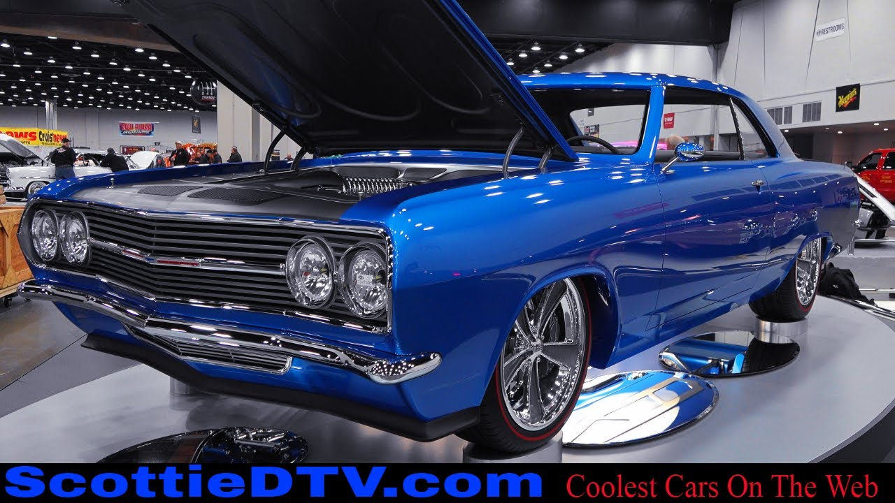 "1965 Chevrolet Chevelle ""Reflection"" Pro Touring Great ..."